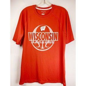 🏀New Wisconsin Badgers Tee